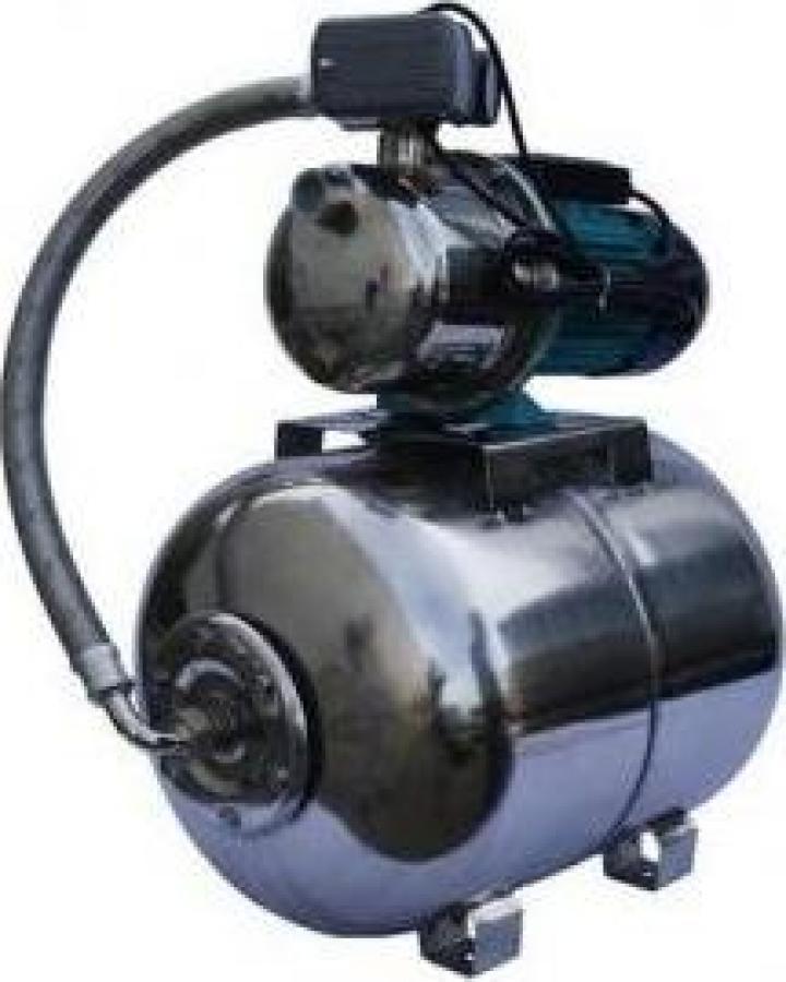 Hidrofor Omnigena JY 1000 24 rezervor inox 24 litri, 1.1 Kw