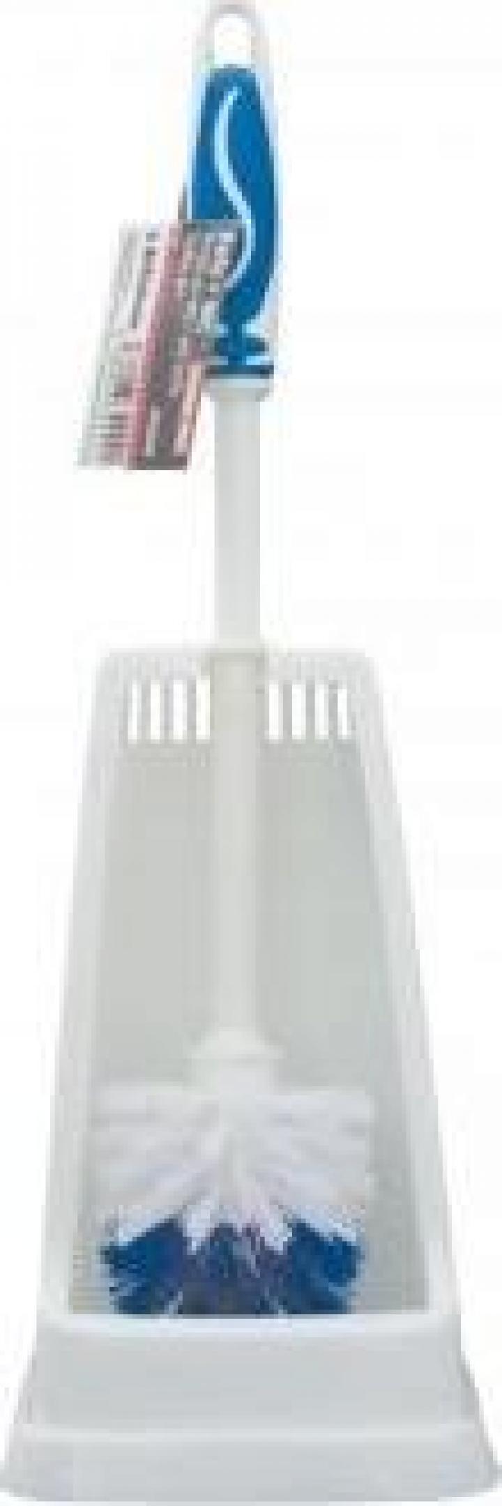 Perie WC cu suport, Strend Pro Cleonix TB418