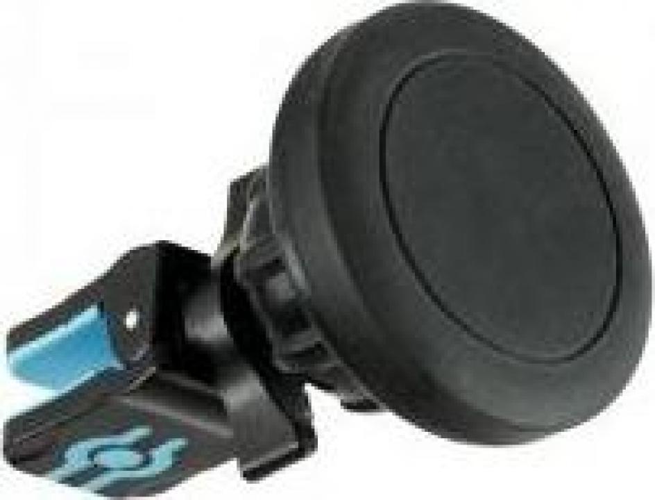 Suport magnetic telefon Sal SA 142, pentru grila de aerisire