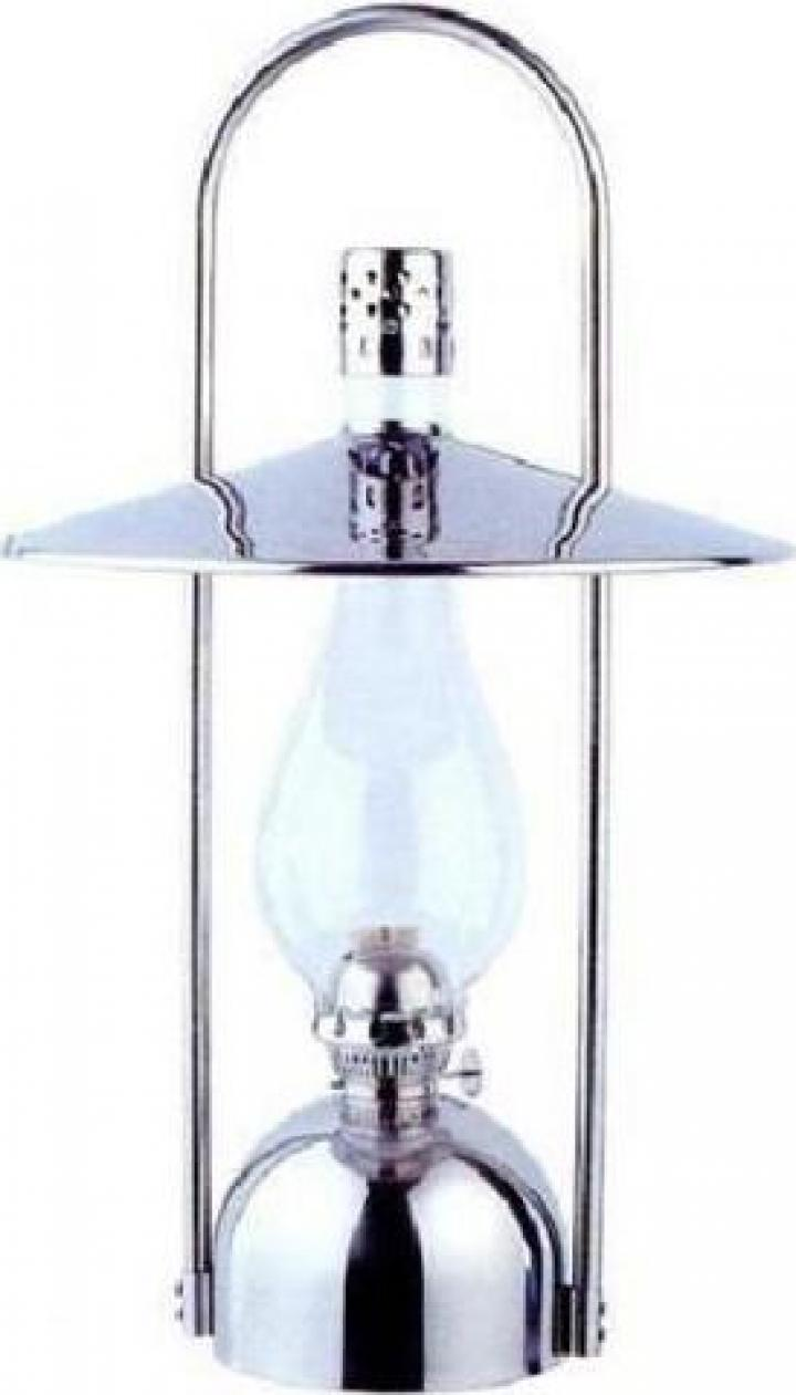 Lampa cu gaz Strend Pro Deluxe, Inox