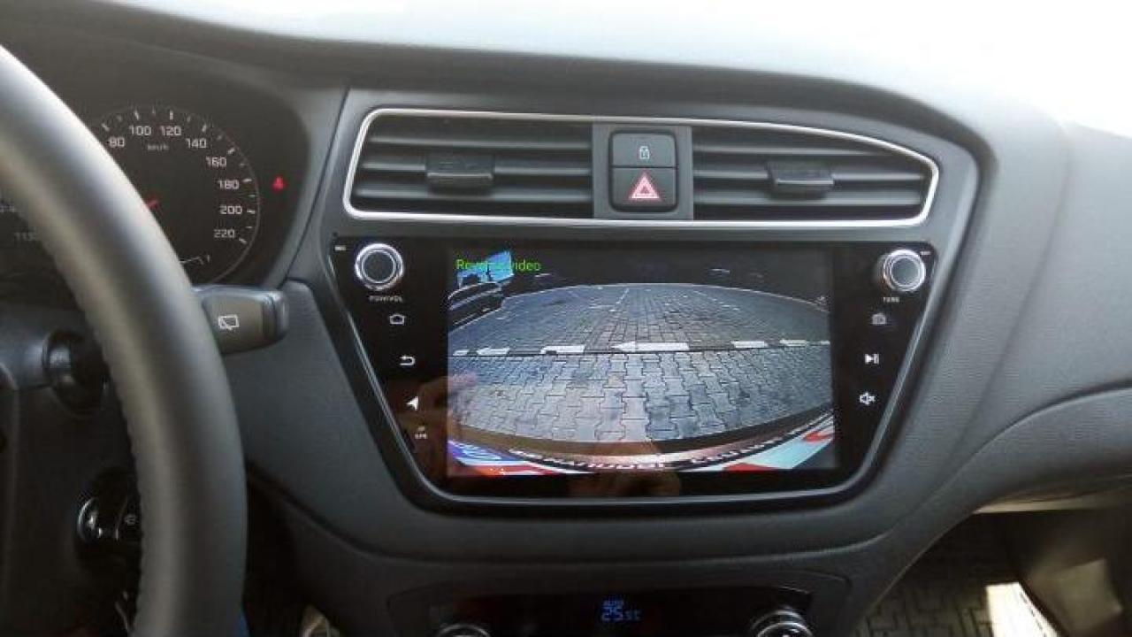 Sistem navigatie Hyundai I20 2018- cu Android 10
