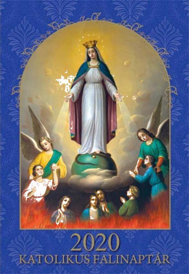 Calendar bisericesc Forgathatos falinaptar 2020