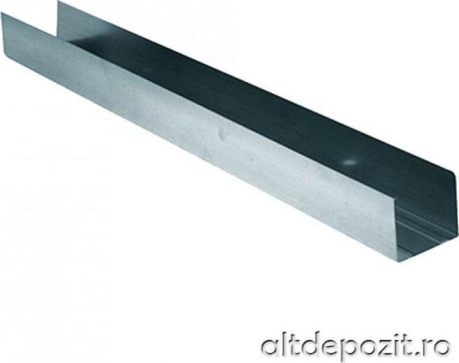 Profil metalic Knauf UD30