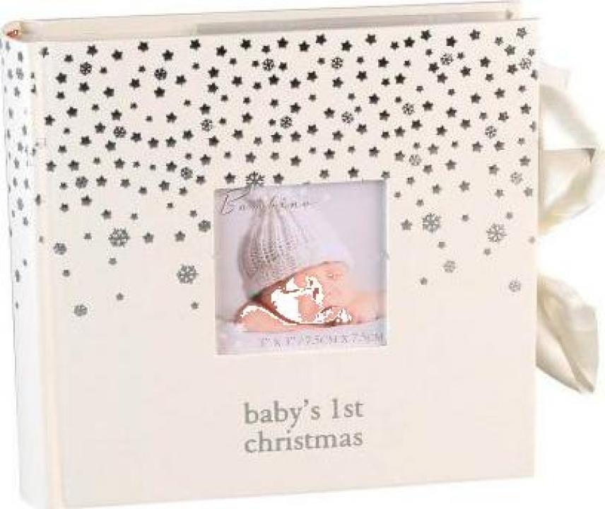 Album foto Baby's 1st Christmas Bambino by Juliana