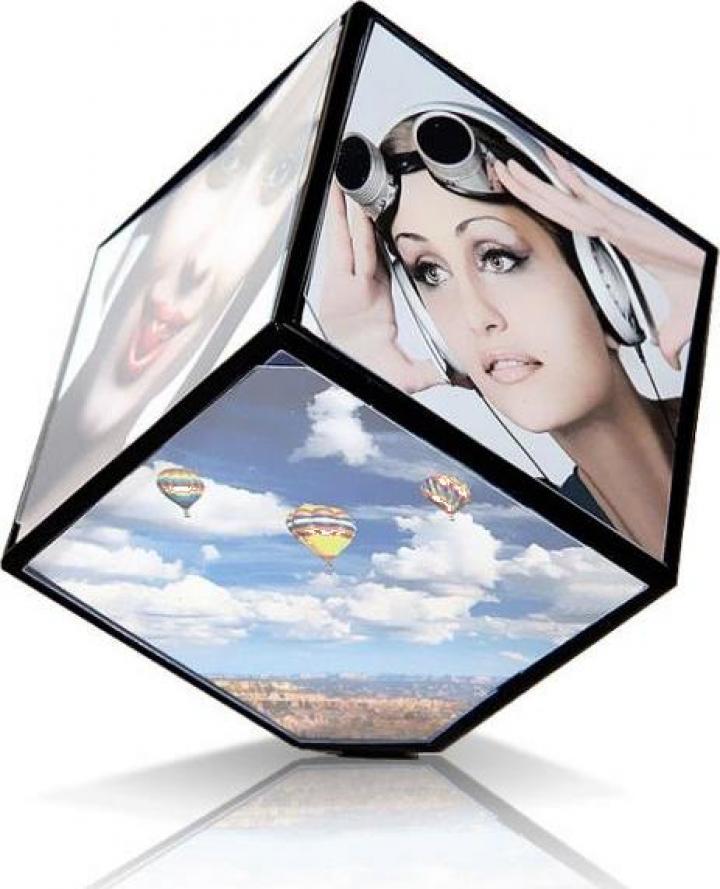 Cub foto rotativ