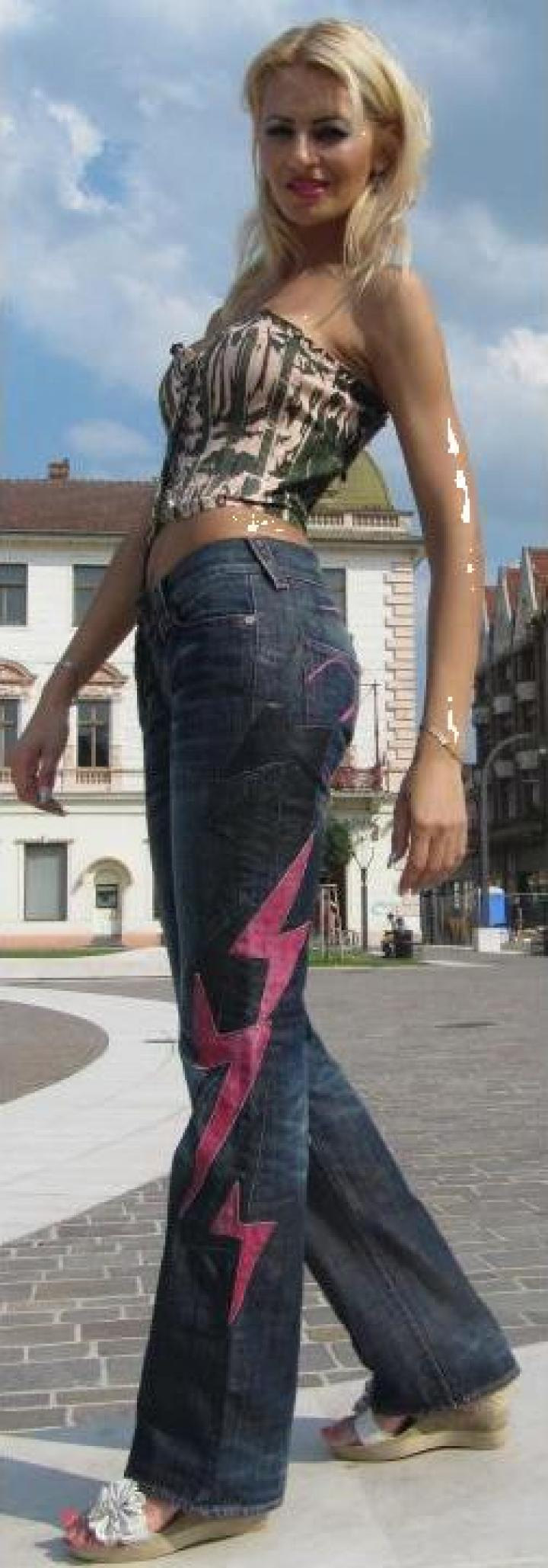 Jeans E-play