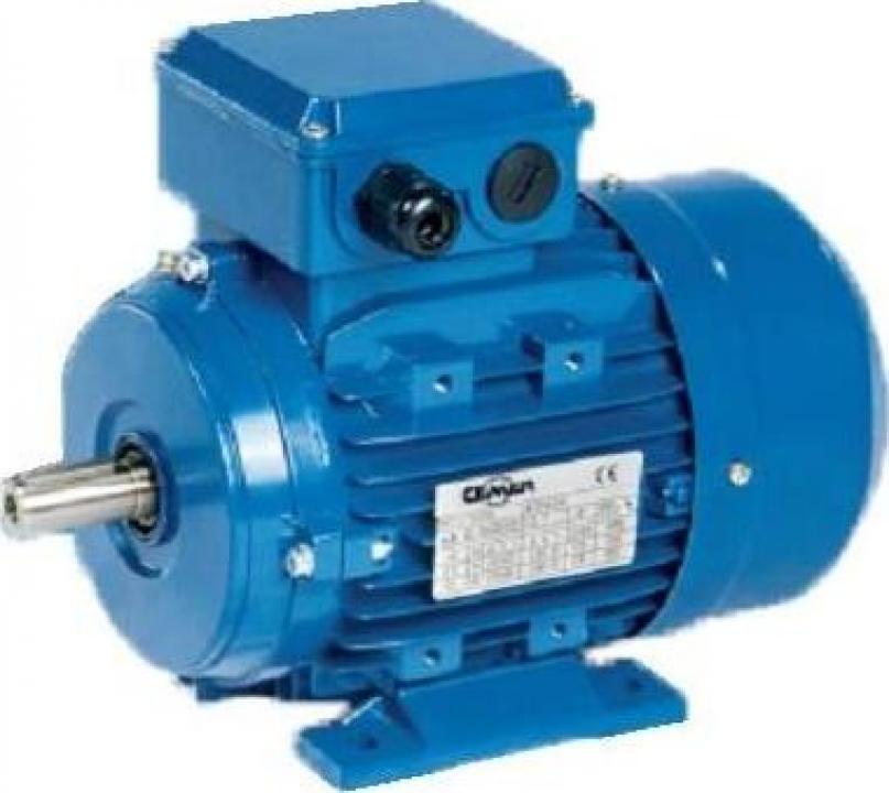 Motor electric asincron monofazat 4 kW, 1500 rpm, 4ML100 L2