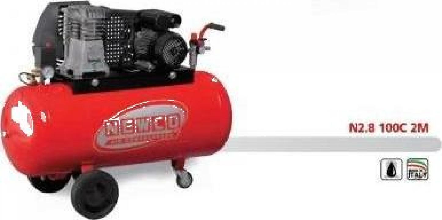 Compresor Newco N2.8-100C-2M