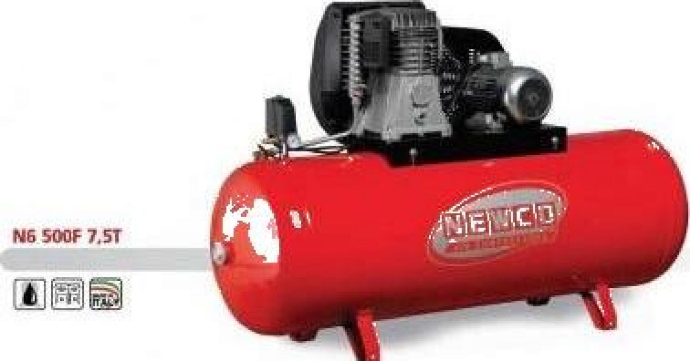 Compresor Newco N6-500F-7.5T