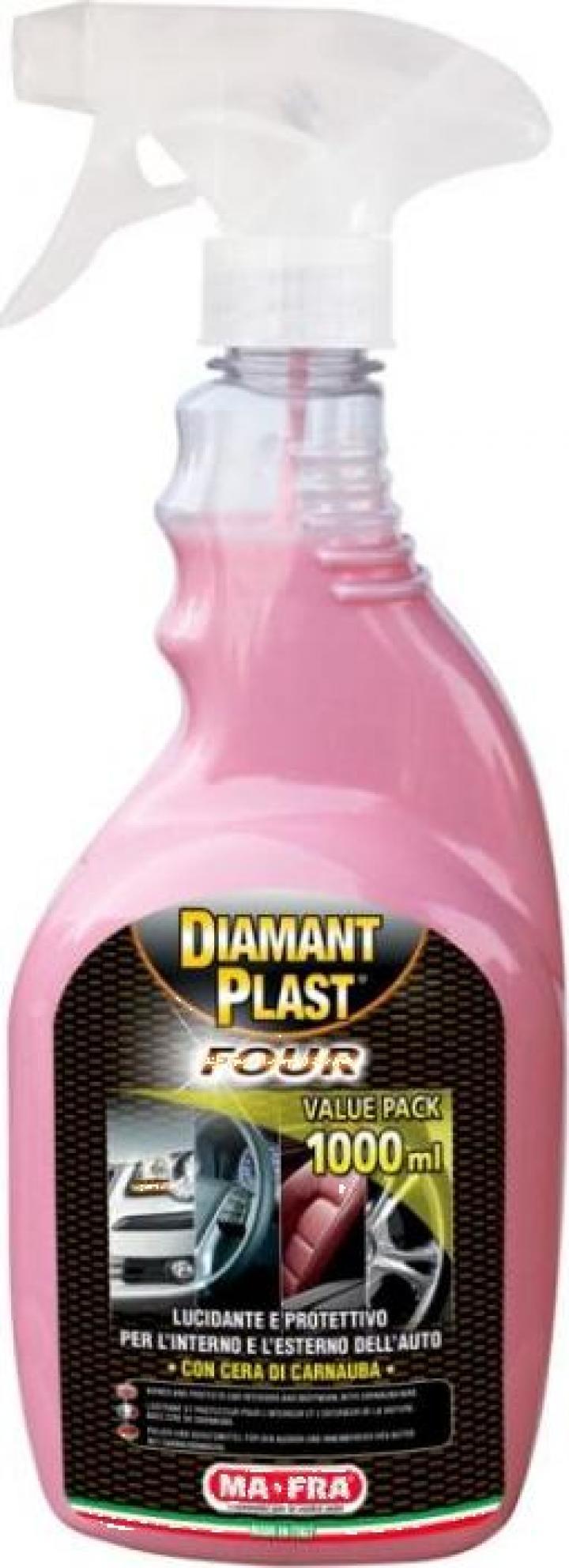 Silicon profesional multifunctional Diamant Plast Four 1L