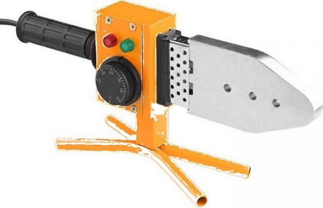 Trusa de sudura/lipit Tolsen PPR 20-63 mm 800W