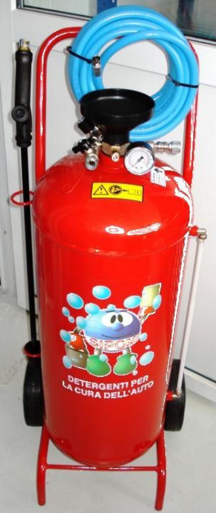 Nebulizator spalatorie auto 50 l