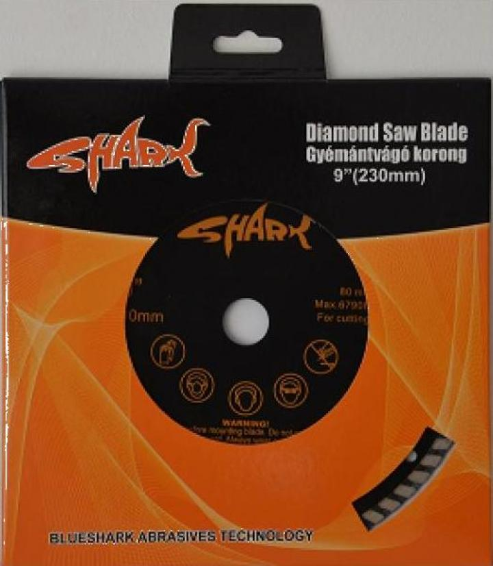 Disc diamantat Turbo 230x22 Shark