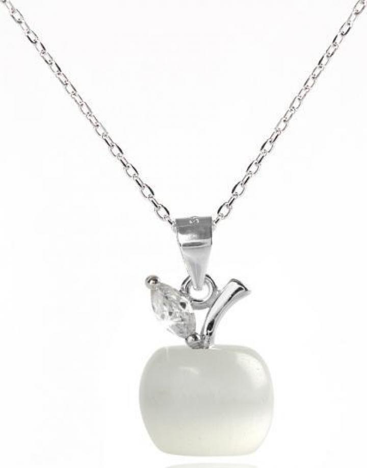 Martisor pandantiv din argint 925 Charming Apple