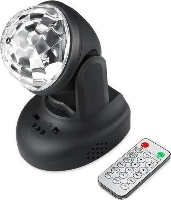 Efecte de lumini cu Leduri RGBW Mini Moving Head~LSY080