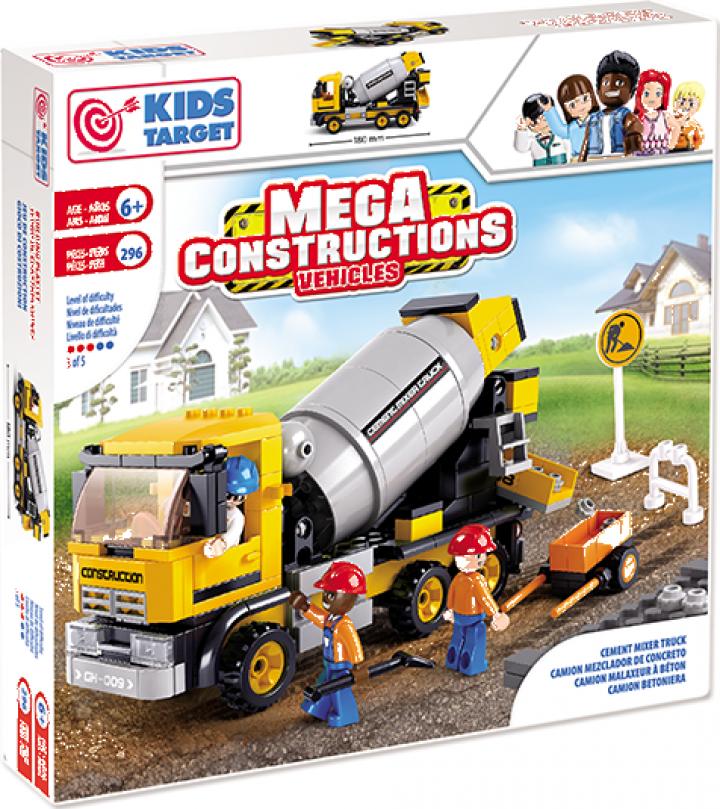 Jucarie set constructie Lego - betoniera