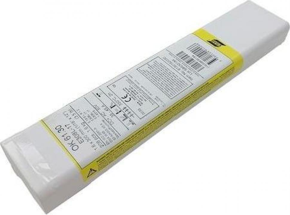 Electrozi inox Esab OK 61.30, 1.6 x 300mm, 1,6 kg
