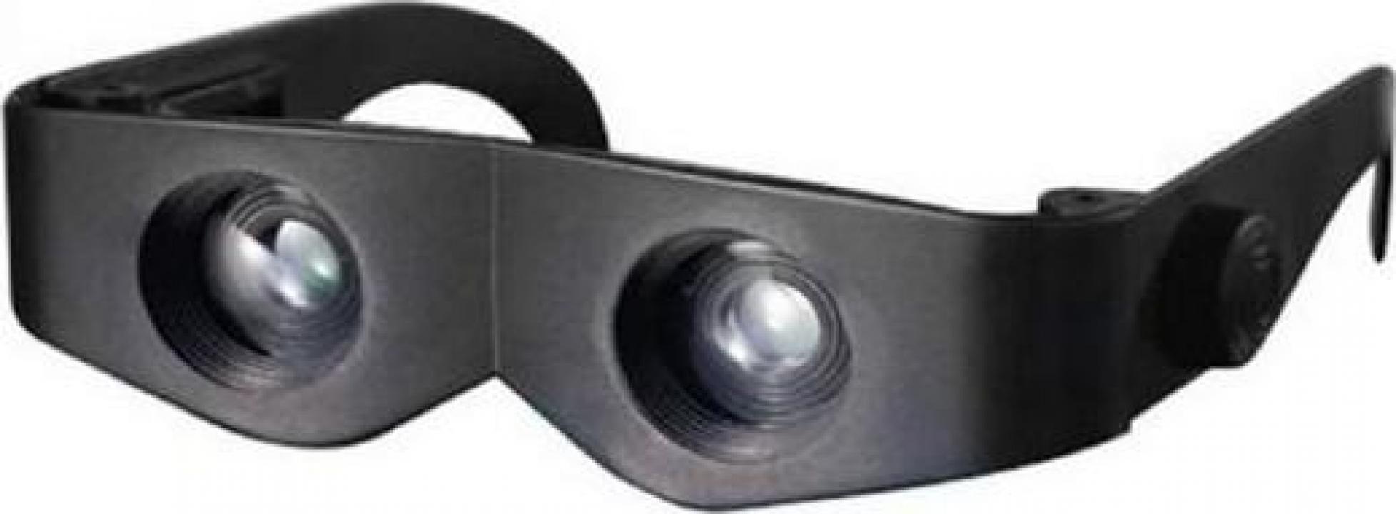 Ochelari binoclu cu zoom reglabil, Zoomies