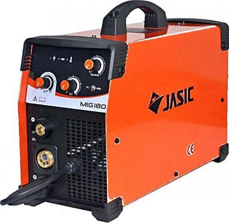 Aparat de sudura MIG-MAG invertor, Jasic MIG 180 (N240)