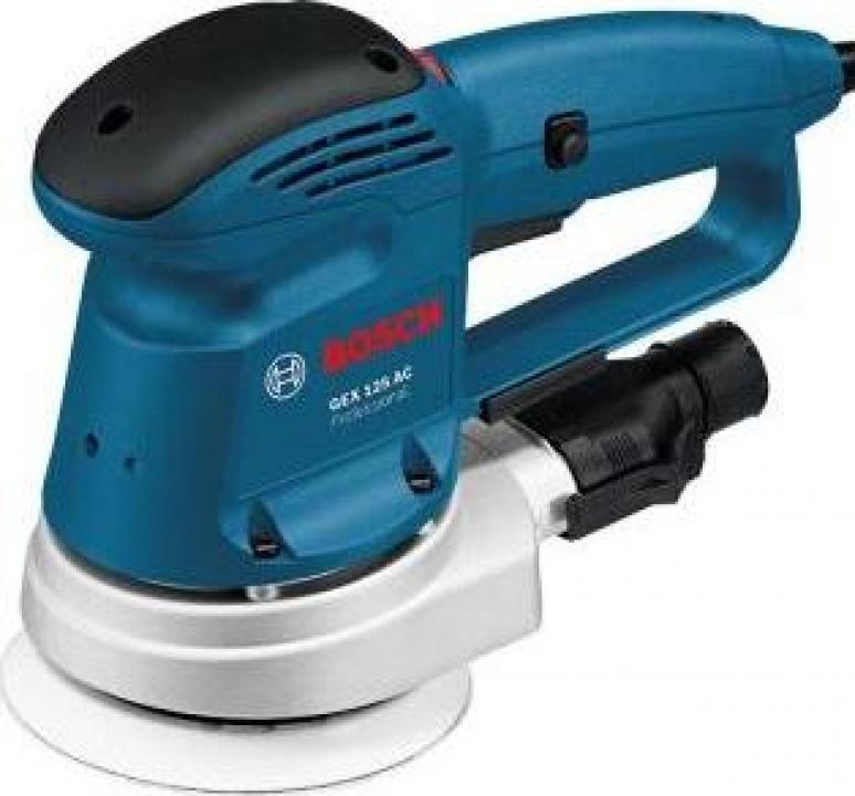 Slefuitor excentric Bosch GEX 125 AC 340 W - 3165140635738