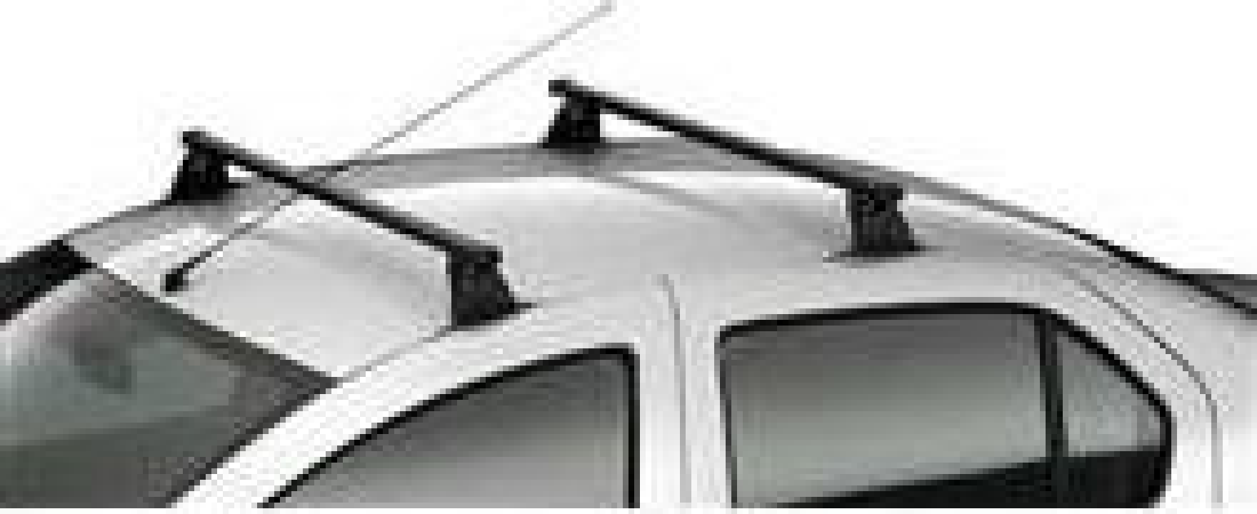 Bare portbagaj Dacia Logan II, Sandero II dupa 2013